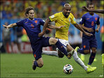 Netherlands beats Brazil 3-0 to finish 3rd in World Cup