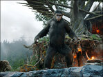 'Planet of the Apes' thumps chest with $73M debut