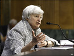 Yellen says economy still needs Fed support