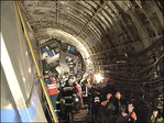 Rush-hour Moscow subway derails: 21 dead, 136 hurt