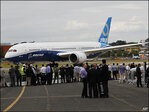 Airbus beats Boeing in orders race at UK air show