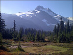 Injured hiker activates locator beacon, rescued after fall near Mt. Jefferson
