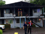 1 person dead after apartment fire in Albany