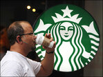Starbucks US sales rise with help of revamped food