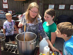 Farm to fork with Teen Chef program: 'Eat fresh food'
