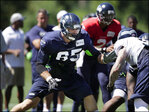 Seahawks add veteran depth to training camp roster