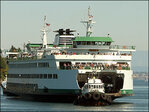 Bainbridge ferry stranded in Puget Sound after losing power