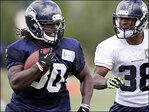 Kentwood's Bronson fighting for Seahawks roster spot