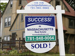 Year-over-year U.S. home prices show a slowing gain