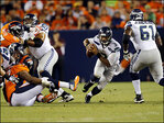 Comeback attempt thwarted as Seahawks drop opener