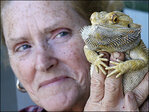 Salem woman revives bearded dragon with CPR