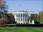 Curious toddler given 'timeout' after squeezing through White House fence