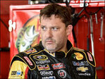 As probe begins, Stewart steps away from the track