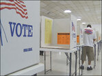 Small town sues all its voters over election