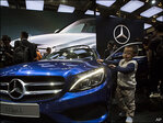 China says Mercedes guilty of price abuses