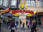 McDonald's confronts its junk food image