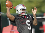 Ohio State: Injured QB Miller done for the season