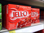 Jell-O can't stop slippery sales slide