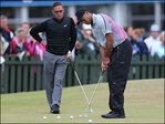 Tiger Woods splits with his swing coach