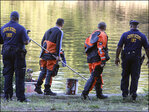 2 stabbed, duct-taped bodies found in Pa. river; 3rd hurt
