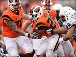 Oregon State kicks past PSU Vikings in season opener, 29-14