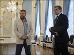 Pro-Russian rebels lower demands in Ukraine peace talks