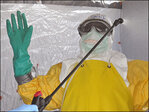 UN projects 'exponential increase' in new Ebola cases
