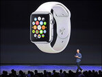Apple event: Larger iPhones, smartwatch unveiled