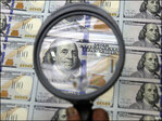 U.S. recovery drives the dollar sharply higher