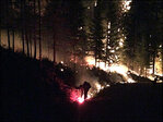 Oregon still in 'critical fire danger', red flag warning extended