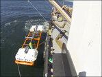 'Touchdown!' Oregon company deploys 1-of-a-kind wave-energy device