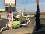 Roseburg PD: Man in custody after convenience store homicide