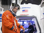 NASA picks Boeing and SpaceX to ferry astronauts