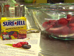 Sure Jell freezer jam insert -- a recipe for confusion