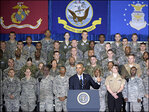 Obama reaffirms opposition to US combat in Iraq