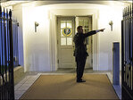 Fence-jumper makes it into the White House