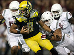 High stakes for No. 12 Oregon, No. 18 UCLA