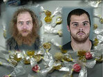 Eugene Police: 2 men caught with 3 pound bag of ecstasy candy
