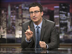 John Oliver adds journalism to his comedy