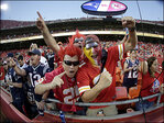 Chiefs break Seahawks' Guinness noise record