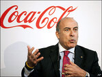 Coke CEO gets $18.1M after company fails to meet targets