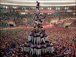Photos: Spain hosts 25th Human Tower Competition