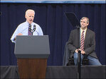 Biden stumps in Portland for Merkley; Wehby calls them 'perfect pair'