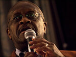 Herman Cain visits UO forum, shares 'Forging A New America' vision