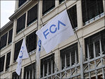Fiat Chrysler bounce around in 1st day on NYSE