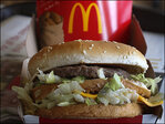McDonald's invites icky questions about its food