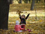 World weather photos: Woo-hoo! Fall is here