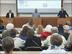 Congressional candidates meet for first of two debates