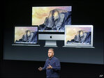 Thinner iPads, sharper iMacs in Apple's lineup