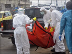 UN says Ebola death toll rising to 4,500 this week